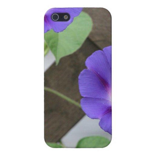Correhuelas bonitas iPhone 5 protectores