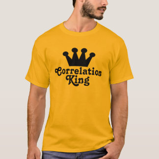 Correlation King Shirt
