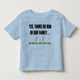 ¡Corremos por todas partes! Polera