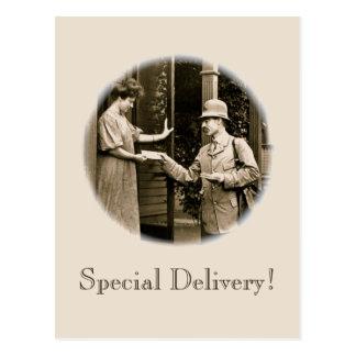 Correo 1908 postal