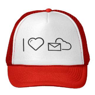 Correo de envío fresco gorra