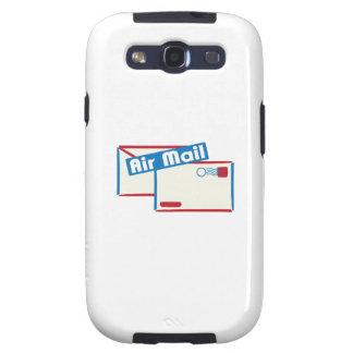 Correo de Letter_Air Galaxy SIII Funda