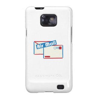 Correo de Letter_Air Samsung Galaxy SII Carcasa