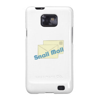 Correo de Letter_Snail Samsung Galaxy S2 Funda