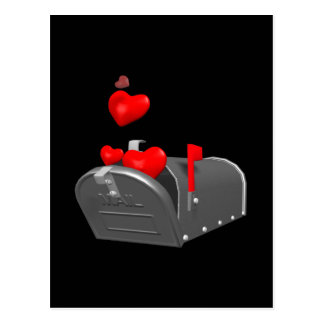 Correo del amor tarjetas postales