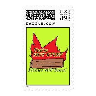 correo del material de primera sello
