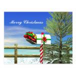 Correo del navidad postales