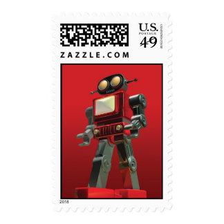 Correo del robot franqueo