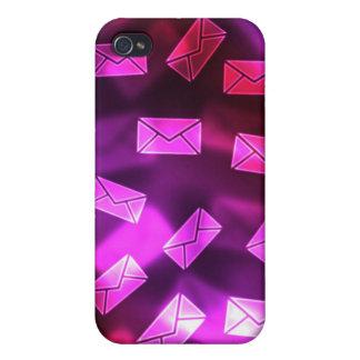 correo electrónico, chat.icq, gmail, yahoo, bing,  iPhone 4/4S carcasas