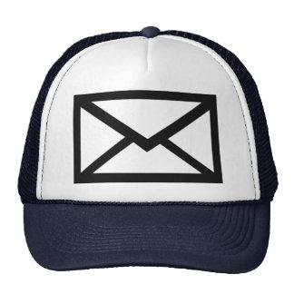 Correo - letra gorras de camionero