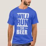 Correrá para la cerveza playera