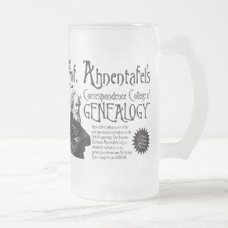 Correspondence College Of Genealogy Mug