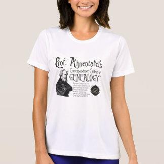Correspondence College Of Genealogy Tee Shirts