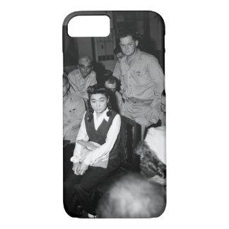 "Correspondents interview ""Tokyo Rose_War Image iPhone 8/7 Case"