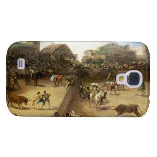 Corrida en un anillo dividido Francisco José de Go Funda Para Galaxy S4