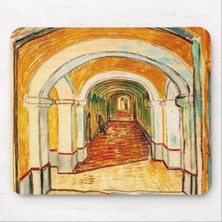 Corridor in the Asylum Mouse Pad