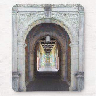 Corridor of Pillars Mouse Pad