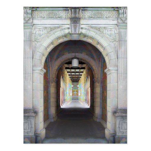 Corridor of Pillars Post Cards