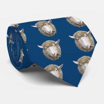 Corriedale sheep tie