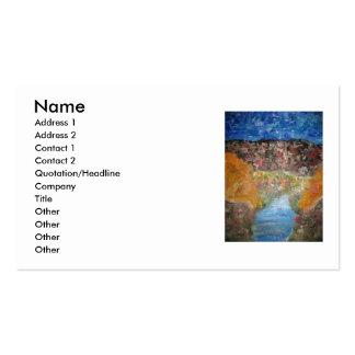 Corriente 2, nombre, dirección 1, dirección 2 de tarjetas de visita
