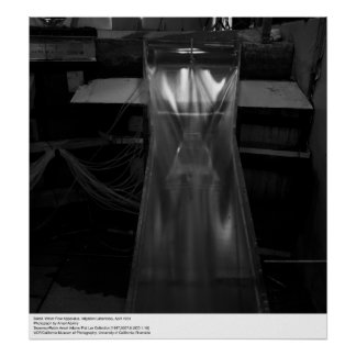 Corriente Apparatus, Uc Davis, 1966 Póster