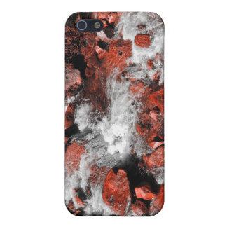 Corriente de la sangre - caso del iPhone 4 iPhone 5 Coberturas