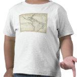 Corriente de Océano Atlántico Camisetas