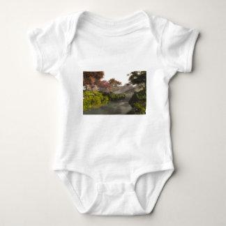 Corriente del otoño mameluco de bebé