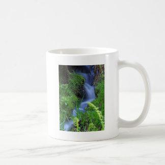 ¡Corrientes del agua! Taza De Café