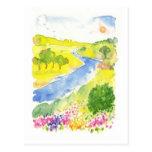 Corrientes del valle tarjetas postales