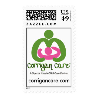 Corrigan Care - 44 cent postage stamp