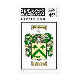 Corrigan Postage Stamp