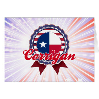 Corrigan, TX Greeting Card