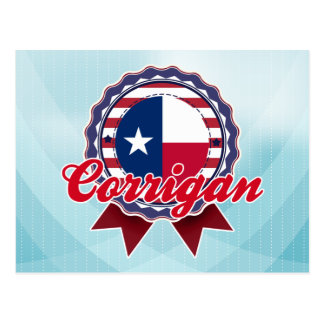 Corrigan, TX Postcards