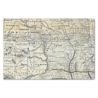 Corrija el mapa de Dakota
