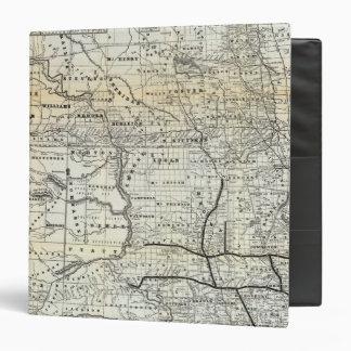 """Corrija el mapa de Dakota Carpeta 1 1/2"""""""
