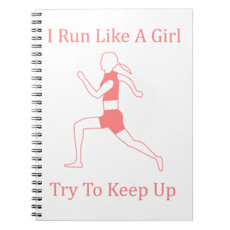 corro como un chica libreta