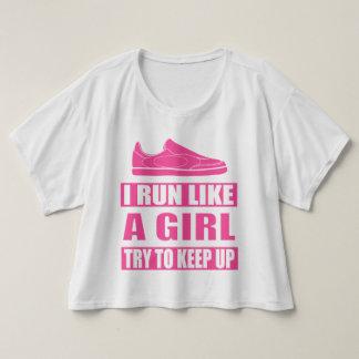 Corro como un chica playera