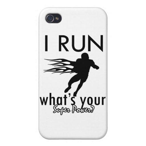 Corro cuál es su superpoder iPhone 4 cobertura
