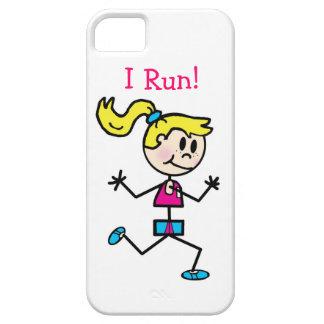 ¡Corro! iPhone 5 Fundas
