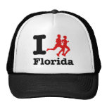 Corro la Florida Gorros Bordados