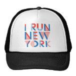 Corro Nueva York Gorros