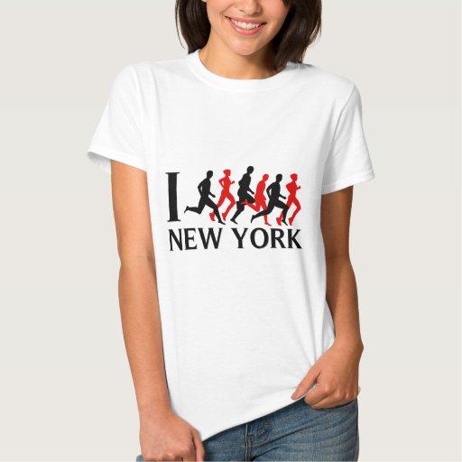CORRO NUEVA YORK REMERA