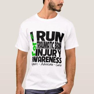 Corro para la conciencia traumática de la lesión playera