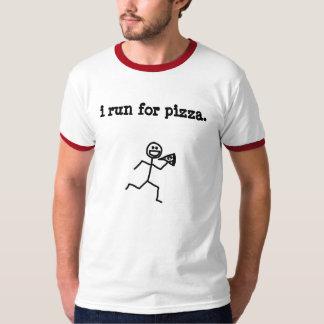 corro para la pizza playera