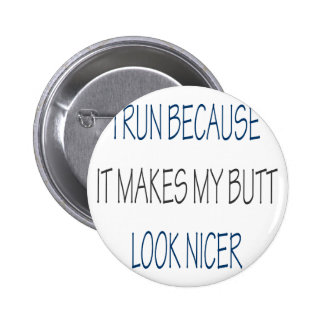 Corro porque hace mi mirada del extremo Niza Pins