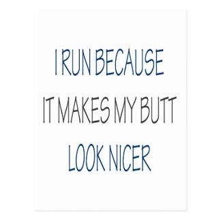 Corro porque hace mi mirada del extremo Niza Postal