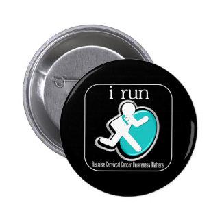 corro porque importa el cáncer de cuello del útero pins