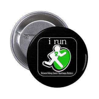 corro porque importa el cáncer del riñón pin