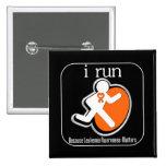 corro porque importa la leucemia pins